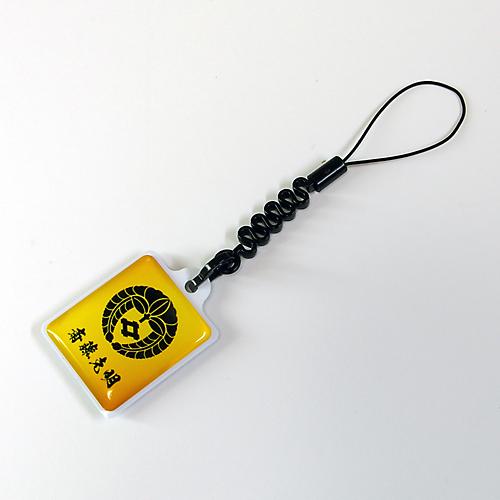 家紋携帯クリーナー四角3025表面1