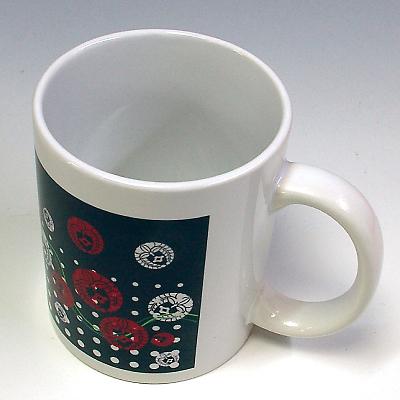 家紋マグカップ(燦)上向き