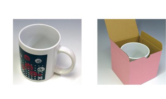 家紋マグカップ(燦)説明