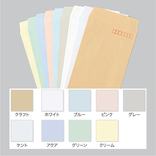 家紋封筒(長3)封筒色