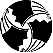 三つ割り雁木扇紋