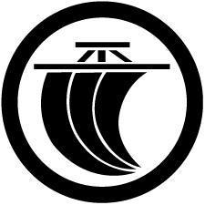 丸に一つ帆紋