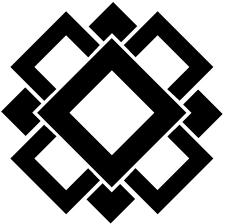 かせ四つ目紋