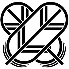 陰違い鷹の羽紋