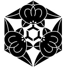 六角形三つ橘紋