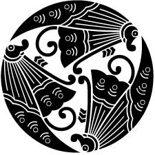 三つ割り揚羽蝶紋