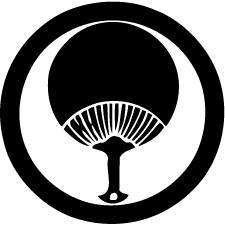 丸に一つ団扇紋