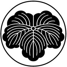 糸輪に蔦紋