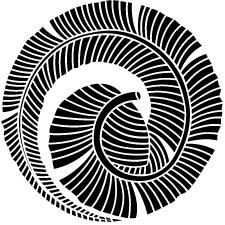 一つ芭蕉巴紋