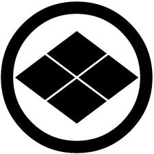 丸に武田菱紋