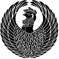 鳳凰の丸紋