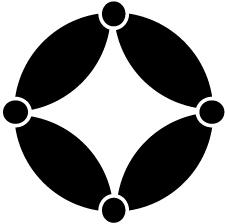 星付き七宝紋