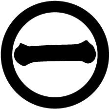 丸に一の字紋