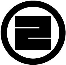 丸に一の角字紋