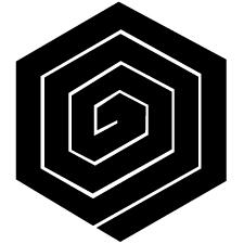 六角稲妻紋