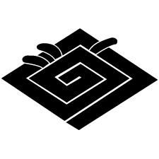 変わり稲妻菱紋