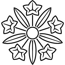 総陰竜胆車紋