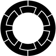 六つ車輪紋