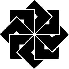 重ね四つ目車紋