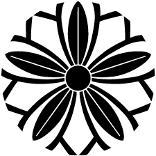 変わり笹車紋