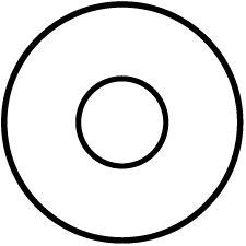 陰蛇の目紋