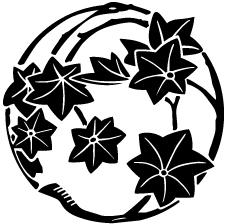 古木楓の丸紋