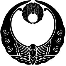 月星浮線蝶紋