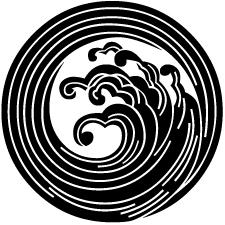 一つ浪丸紋
