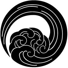 一つ浪巴(1)紋