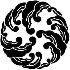 三つ浪丸紋