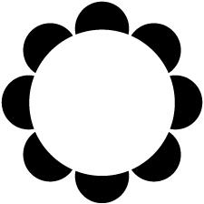 八つ浪輪2紋