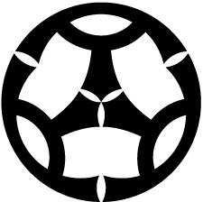 三つ割り山の字紋