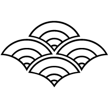陰青海浪(1)紋