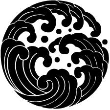 右浪の丸紋