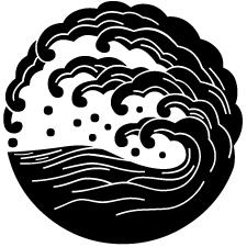 左浪の丸紋