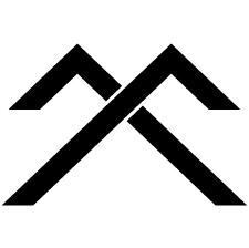 差し金違い山形紋