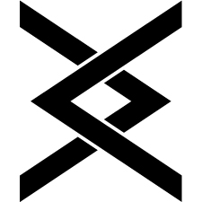 横違い山形紋