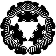 雪持ち三つ松紋2