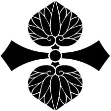 剣二つ葵紋
