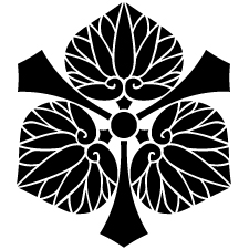 剣三つ葉葵紋2