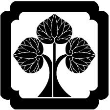 原立ち葵紋