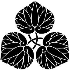 三つ軸違い葵紋