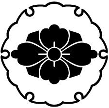 雪輪に剣花菱2紋