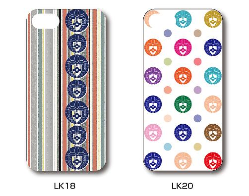 家紋iPhoneケースPOP_LK12