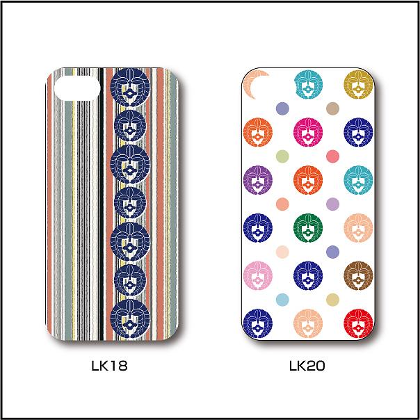 家紋iPhoneケースPOP_LK12s