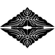 向かい蔦葵紋2
