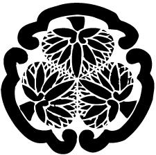出羽三つ葵紋
