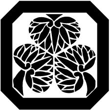 平隅切り三つ葵紋
