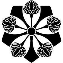 剣五つ葵紋