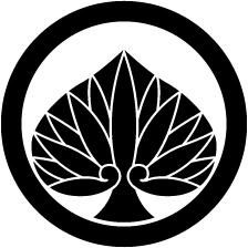 丸に一つ葵紋